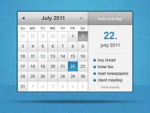 Calendar-Widget-free-Download
