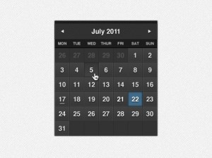Dark-Formal-Calendar-PSD