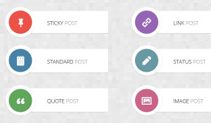 WordPress_Post_Format_Icons_by_Natko_Hasic