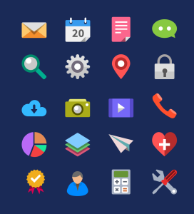 flat-icons-full-view