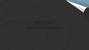 page-curl
