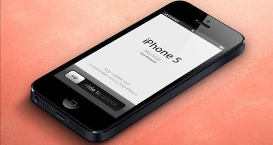 Mockup-psd-iPhone-5-noir-3d