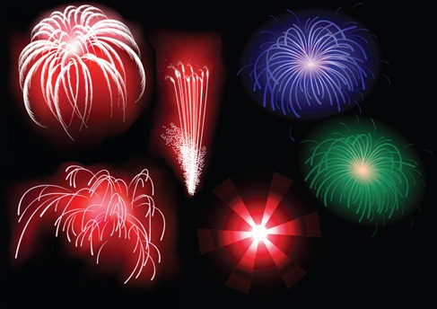 Vectorbrilliantfireworks1
