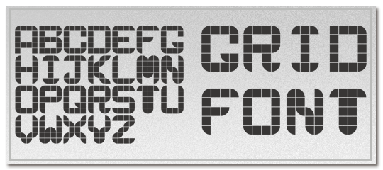 sample_grid_fonts