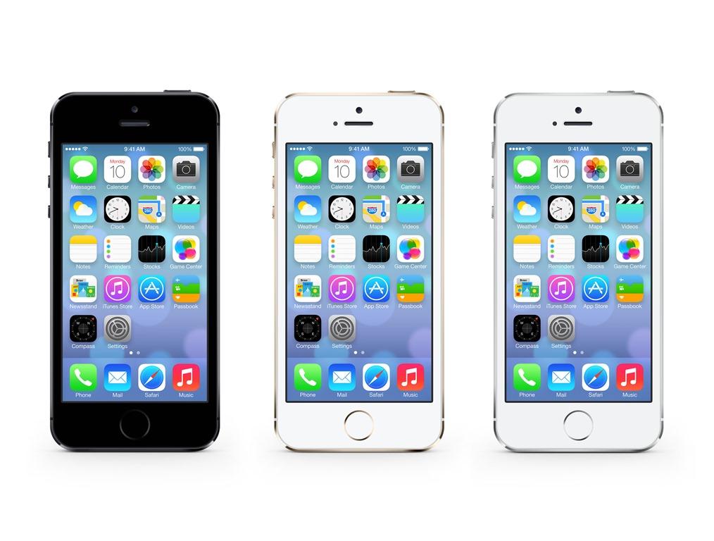 iPhone-5S-PSD