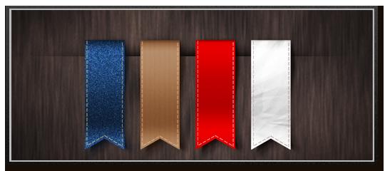 sample_vertical-ribbons-template