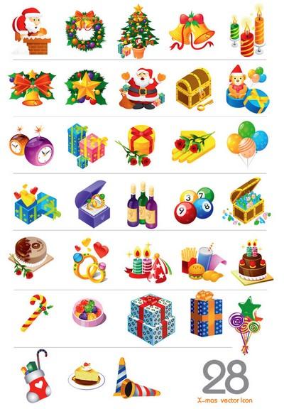 Christmas-Vector-Free-Icon