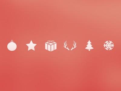 Daisy-Binks-Christmas-icons