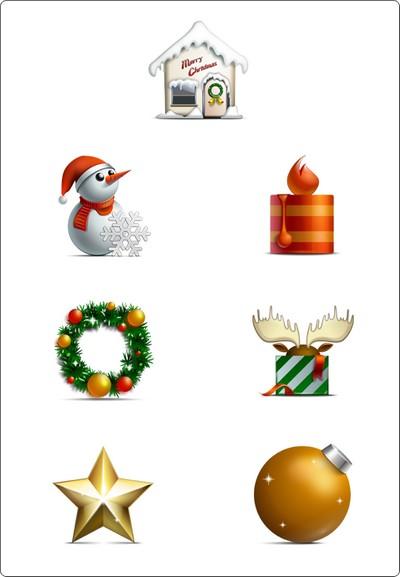 Merry-Christmas-Icon