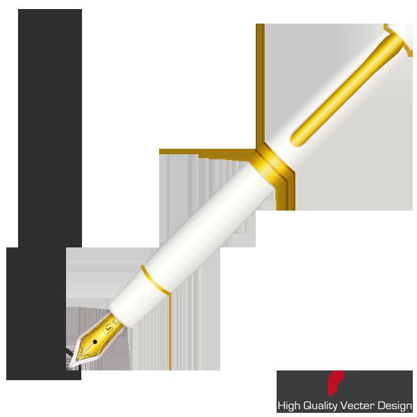 万年筆の素材イメージ
