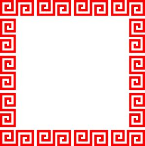チャイニーズパターン01