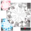 キラキラダイヤモンド素材のサンプル画像